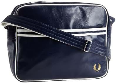 Fred Perry Classic Shoulder Bag Bleu Marine