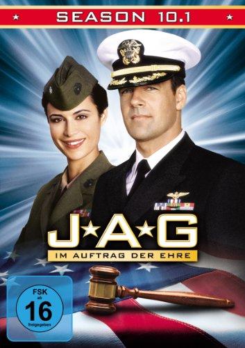 JAG: Im Auftrag der Ehre - Season 10, Vol. 1 [3 DVDs]