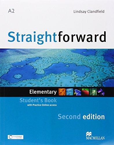 STRAIGHTFORWARD Elem 2nd Sts & Webcode