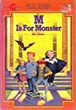 M Is for Monster (0380754231) by Gilden, Mel
