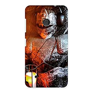 Special Warrior Knight Print Back Case Cover for Lumia 530