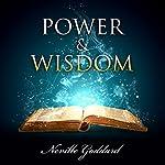 Power of Wisdom   Neville Goddard