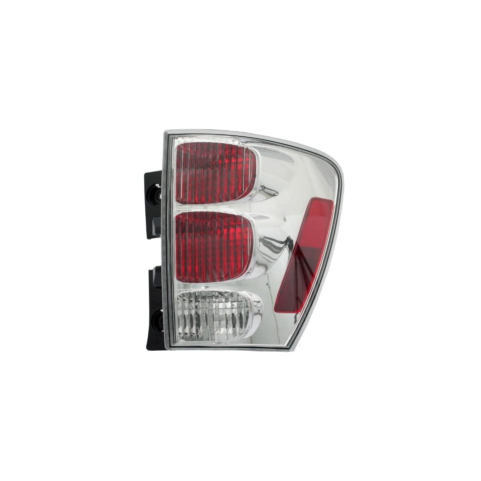 TYC 11 6105 00 Chevrolet Equinox Passenger Side Replacement Tail Light Assembly