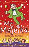 Mr Majeika Joins the Circus (0141319828) by Carpenter, Humphrey