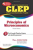 The Best Test Preparation for the CLEP: Principles of Microeconomics (0738602159) by Sattora, Richard