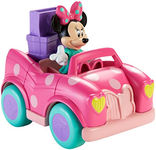 Fisher-Price Disney Minnie Shopping Wheels Minnie
