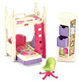 Fisher Price Loving Family Deluxe Decor Kids Bedroom
