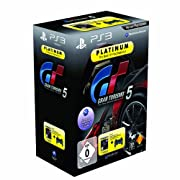 Post image for Sony PS3 Dualshock Controller + Gran Turismo 5 ab 40€