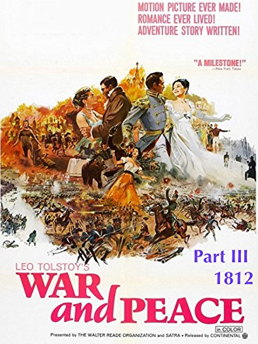 War and Peace: Part III 1812 on Amazon Prime Video UK