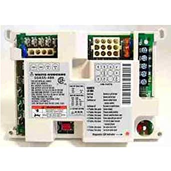 Upgraded Replacement for White Rodgers Furnace Control Circuit Board 50A55-571