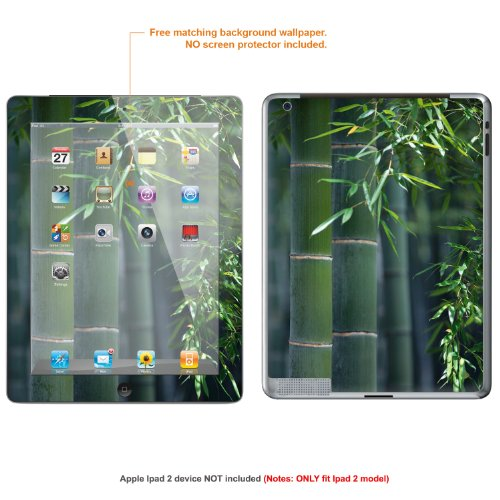 Protective Decal Skin skins Sticker forApple Ipad 2 (released 2011 model) case cover IPAD2-109