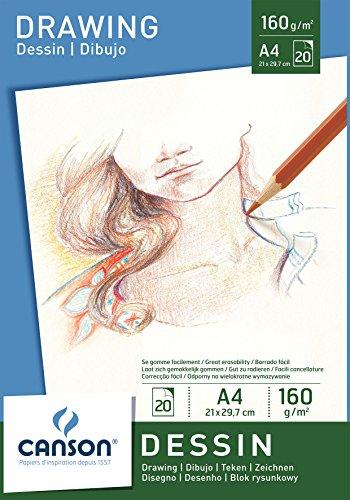 canson-bloc-20-feuilles-papier-a-dessin-160-g-a4-blanc-pur