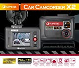 AIPTEK X2  ドライブレコーダー / FULL HD 1080P高画質 エンドレス常時録画型、モーションセンサー、手動緊急録画機能搭載.日本語取扱説明書付き