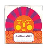 Jonathan Adler Paper Coasters - Sun