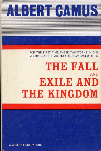 essays on camus exile and the kingdom