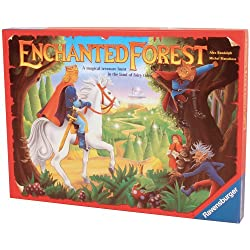 [Best price] Games - Ravensburger Enchanted Forest - Family Game - toys-games