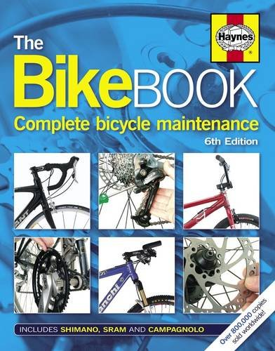 The Bike Book: Complete Bicycle Maintenance
