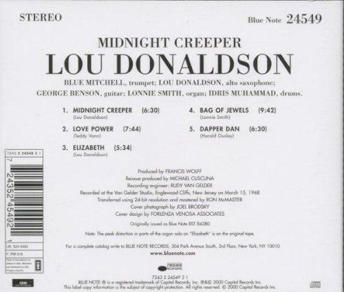 Lou Donaldson Swing Lou Donaldson Midnight