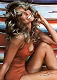 Bestweeks Custom Farrah Fawcett Classic Bedroom Setting Home Decoration High Quality Photo Poster Prints Size 50*75 Cm Wall Sticker C991