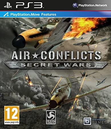 Air Conflicts - Secret Wars (PS3)