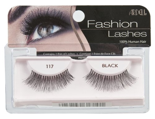 Ardell Fashion Lashes Pair - 117 (Pack of 4)