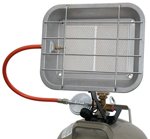 Aufsteckstrahler Gasheizgerät 4,6 kW, 2098