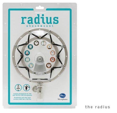 Blue Microphones Radius Microphone Shock Mount Portable Consumer Electronics Home Gadget