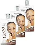 Mudd Original Mask 10 application Pack **3 PACK DEAL**