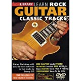 Learn Rock Guitar Classic Tracks [DVD]