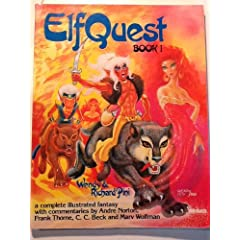 ElfQuest, Book 1 by Wendy Pini, Richard Pini, Andre Norton and Frank Thorne
