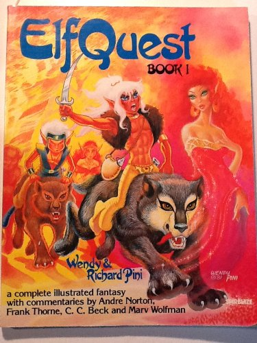 ElfQuest, Book 1 (Elf Quest 1 compare prices)