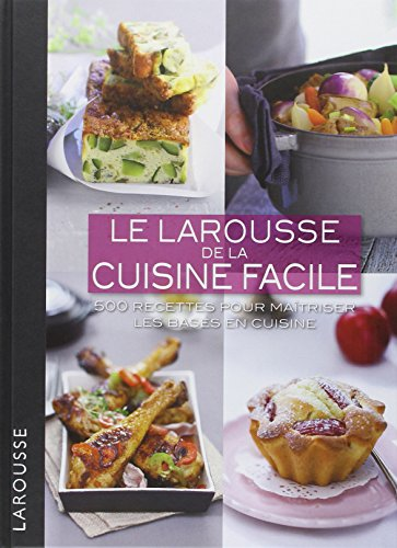libro le petit larousse de la cuisine des d butants di larousse. Black Bedroom Furniture Sets. Home Design Ideas