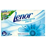 Lenor Sheets April Fresh 4x34 per pack