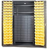 """Durham High-Capacity Small Parts Cabinet - 36x24x72"""""""