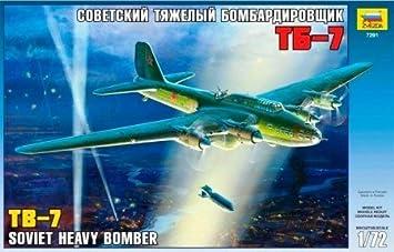 Zvezda - Z7291 - Maquette - TB-7 - Echelle 1:72