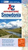 img - for Snowdonia Adventure Atlas 1:25K A-Z (A-Z Adventure Atlas) book / textbook / text book