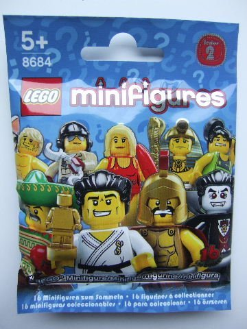 Lego Collectable Minifigures: Explorer Minifigure - Series 2 - Bagged