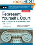 Represent Yourself in Court: How to Prepare & Try a Winning Case