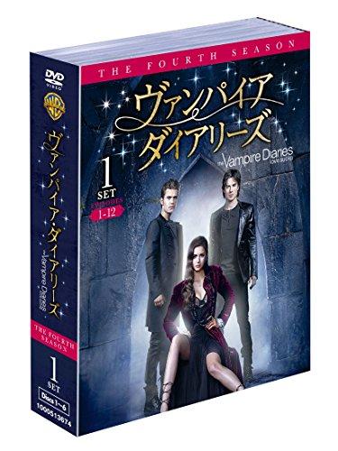 ヴァンパイア・ダイアリーズ 〈フォース〉 セット1(6枚組) [DVD]