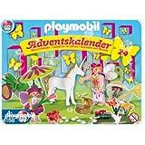 "Playmobil - 4158 Advent Calendar ""Unicorn in Fairy World""by Playmobil"