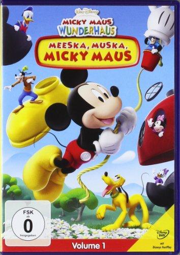 Micky Maus Wunderhaus, Volume 01 - Meeska, Muska, Micky Maus