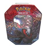 Darkrai EX Legendary Pokemon Black & White Fall 2013 Trading Card Game Tin