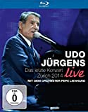 DVD & Blu-ray - Udo J�rgens - Das letzte Konzert/Z�rich 2014 [Blu-ray]
