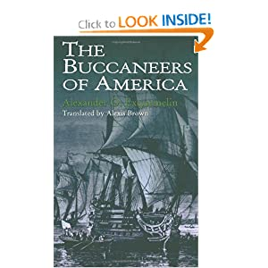 The Buccaneers of America (Dover Maritime) by Alexander O. Exquemelin