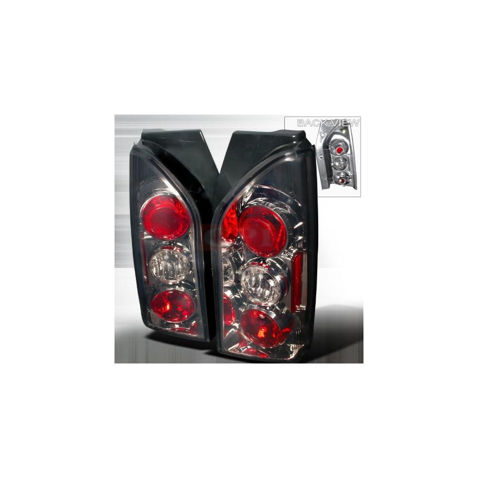 Nissan 2005 2007 Nissan Xterra Tail Lights /Lamps  Smoke