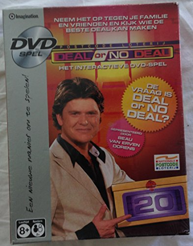 Deal or No Deal DVD Spel Dutch Version - 1