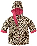 Wippette Girls 2-6X Leopard Rainwear