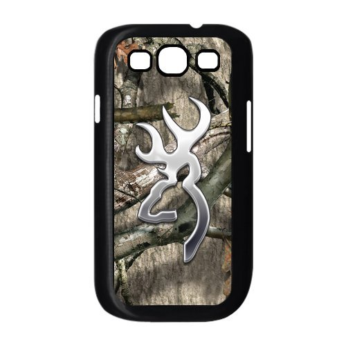 Browning Cutter Logo Camo Samsung Galaxy S3 I9300/I9308/I939 Perfect Color Match Cover Case For Fans