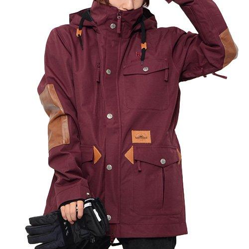 AA HARDWEAR(ダブルエー ハードウェア) スノーボードウェア ジャケット LOSER JACKET メンズ Lサイズ DORDEAUX loser-jacket-L-72115306-DORDEAUX