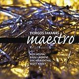 Maestro (feat. Alex Acuna, Bireli Lagrene, Eric Marienthal & Scott Kinsey)
